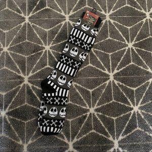 Nightmare Before Christmas Knee High Socks